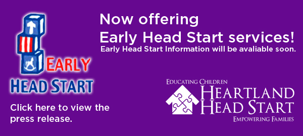 Now offering early head start services